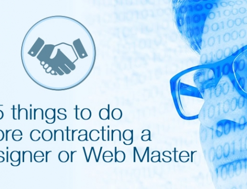Biggest mistakes when contracting web designers and webmasters