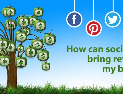 How can social media bring revenue to my business?