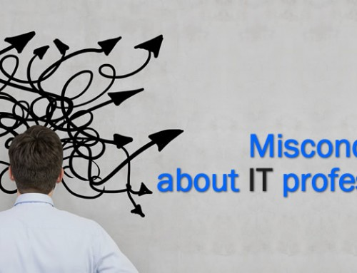 Misconceptions about IT professionals